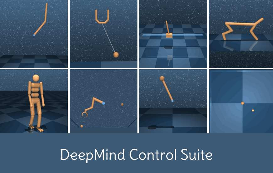 dm_control: The DeepMind Control Suite and Control Package