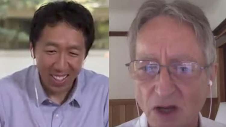 Heroes of Deep Learning: Andrew Ng interviews The Godfather of Deep Learning; Geoffrey Everest Hinton