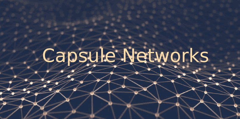 A Nice Easy Tutorial To Follow On Capsule Networks Based On