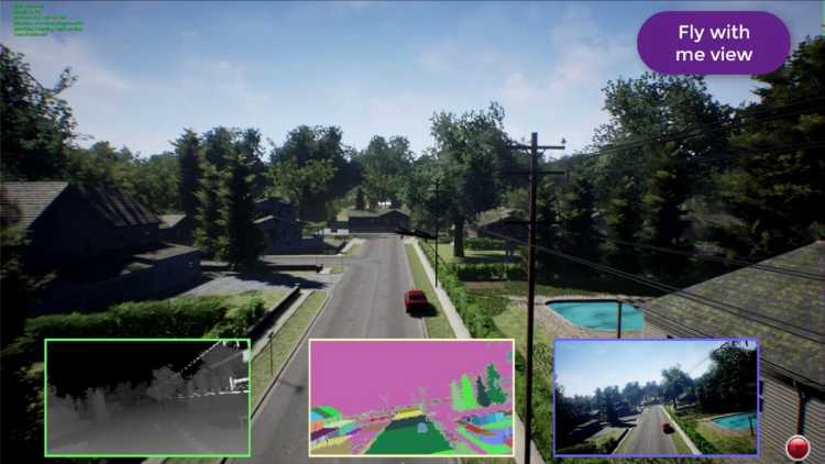AirSim - Open source simulator based on Unreal Engine for autonomous vehicles from Microsoft AI & Research