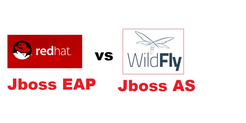 JBOSS Application Server vs Jboss EAP vs Wildfly.
