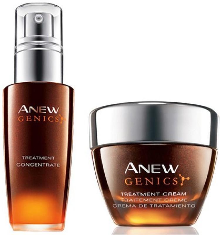 Avon Anew Genics Cream (30g) + Anew Genics Concentrate (60ml)(90 ml)