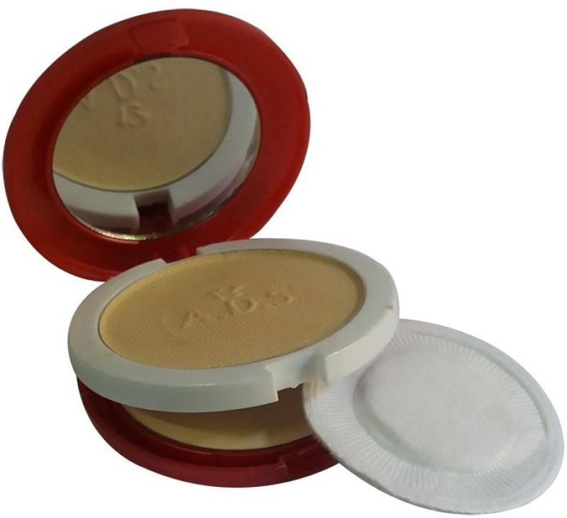 ADS Real-Rose-Natural-Pure-2in1-With-Vitamin-C-Face-Powder Compact - 20  g(Natural)