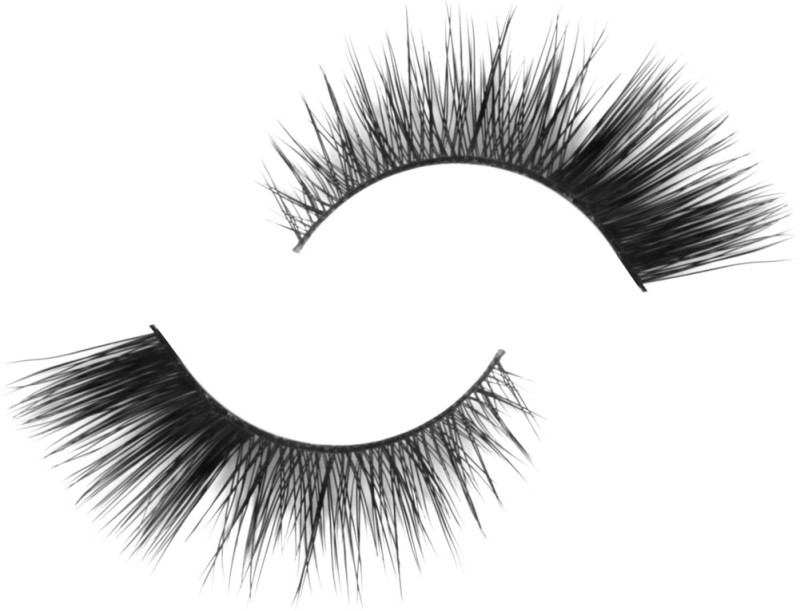 2bb760d86bb Magideal Natural Mink Hair Thick Eye Lashes(Pack of 2) | Fabbon