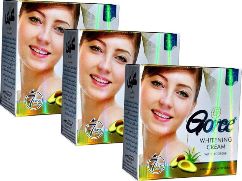 Click Store Goree Whitening Cream(30 g)