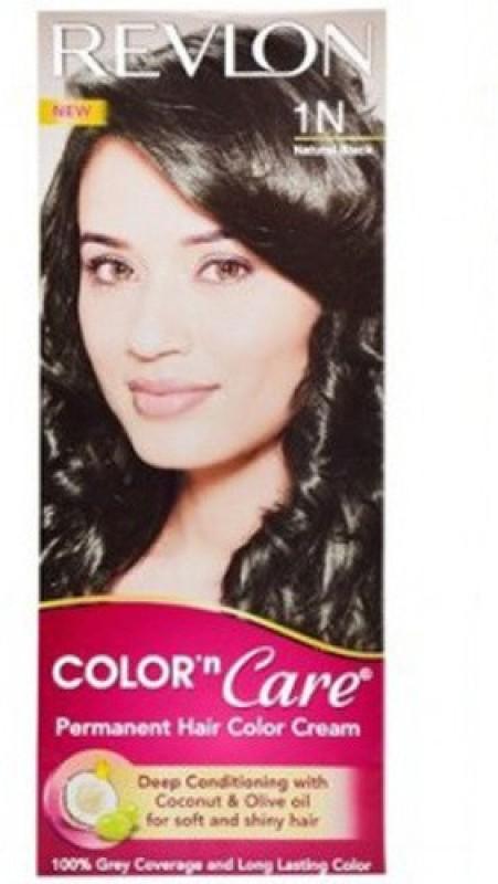 New Revlon Blue Black Hair Color