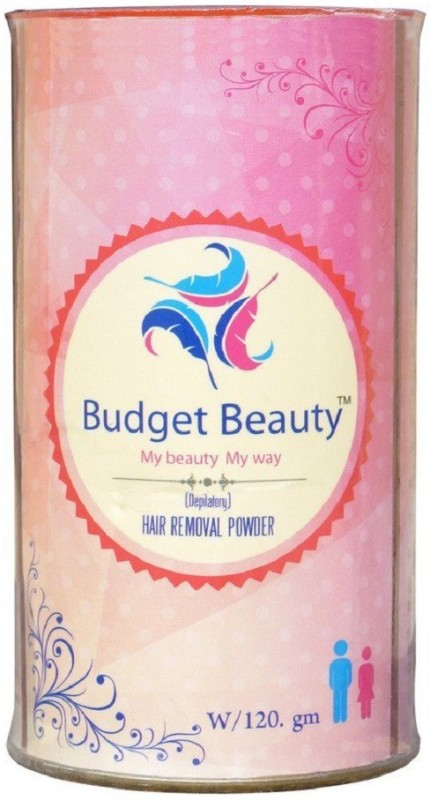 Budget Beauty Effective Hair Removal Powder Cream(120 g)
