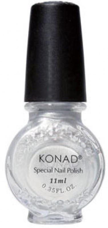 Konad SPECIAL NAIL POLISH KONAD SILVER(11 ml)
