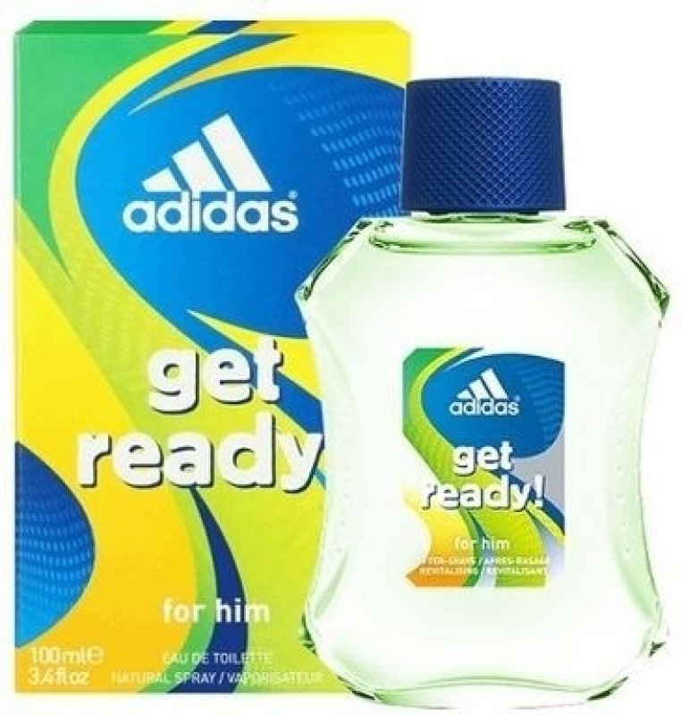 Adidas Get Ready For Him EDT 100 ml(For Men)