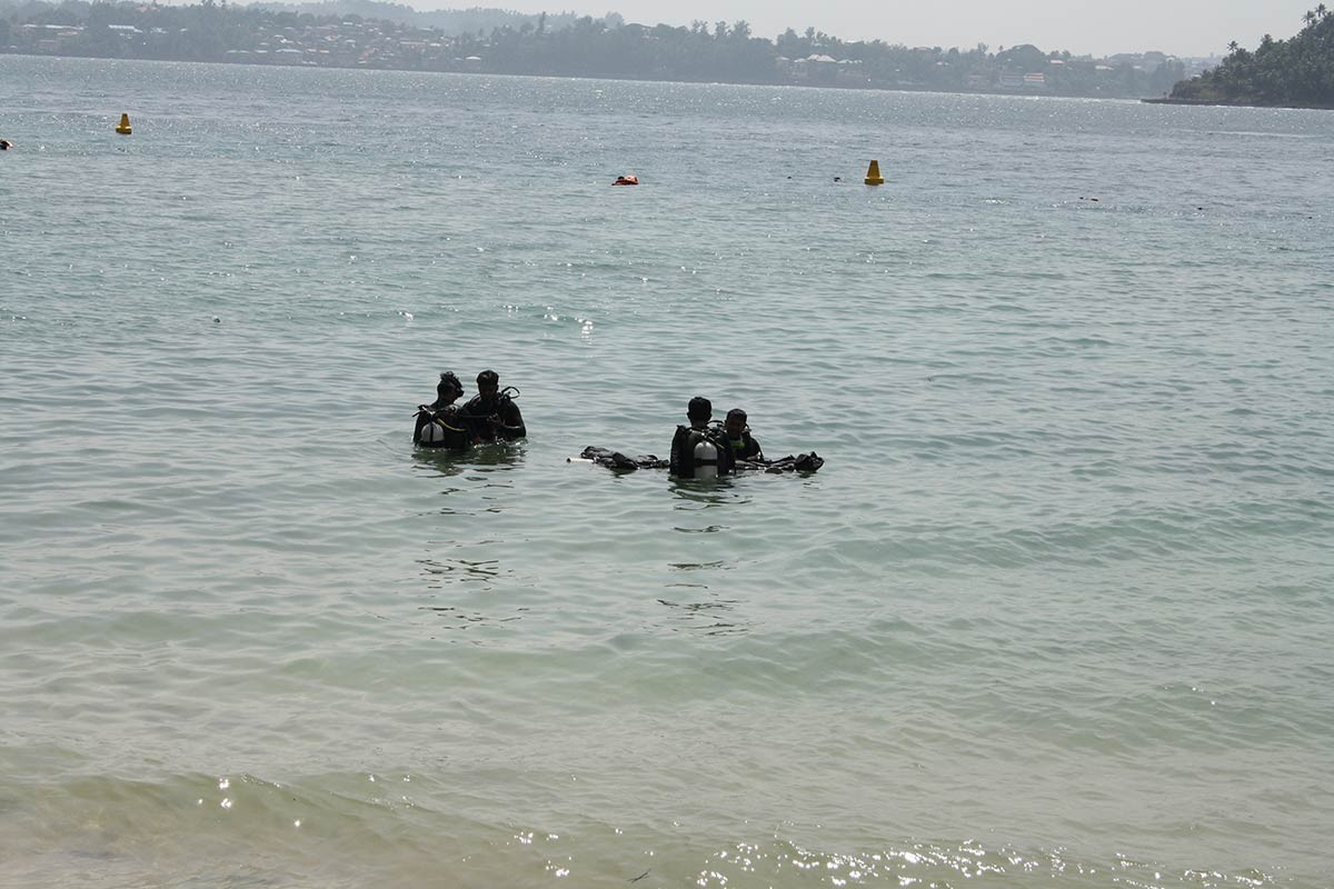http://www.thegreatnext.com/Andaman Nicobar Islands Try Scuba Diving North Bay Ross Island Beach Fish Corals Adventure The Great Next