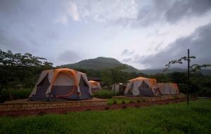 Camping at Kalote Lake, Khopoli