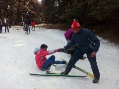 http://www.thegreatnext.com/Auli Skiing Basic Course Himalayas Nanda Devi The Great Next