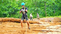 http://www.thegreatnext.com/Luxury Camping Mumbai Raigad Maharashtra Pune Tala Caves ATV Rappelling Kayaking The Great Next