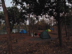 http://www.thegreatnext.com/Bhatsa River Camping Riverside Tent Adventure The Great Next