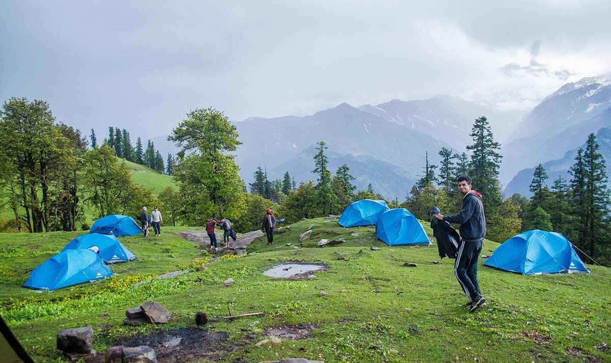 http://www.thegreatnext.com/Trekking Bhrigu Lake Himachal Pradesh Mountains Adventure Activity Sports Snow Fun