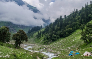 Trek to Hampta Pass and Chandratal