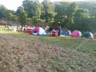 http://m.thegreatnext.com/Bhandardara Camping Maharashtra Mountains Lake Adventure Activity Greenery