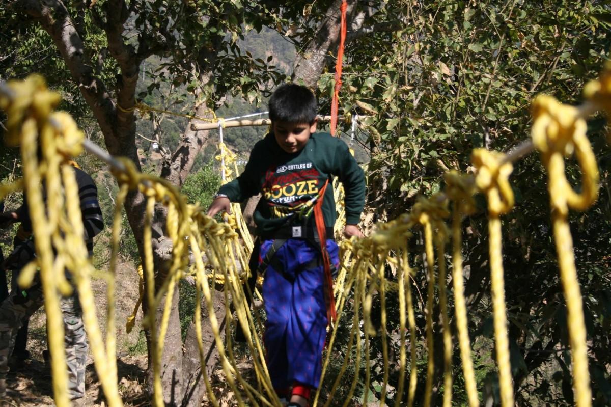 http://m.thegreatnext.com/Nainital Camping Pangot Campsite Adventure Himalayas The Great Next