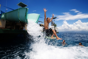 Bali Cruise with PADI Discover Scuba Dive