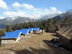 http://www.thegreatnext.com/Camping Chopta Uttarakhand Himalayas Camp Nature Adventure Activity