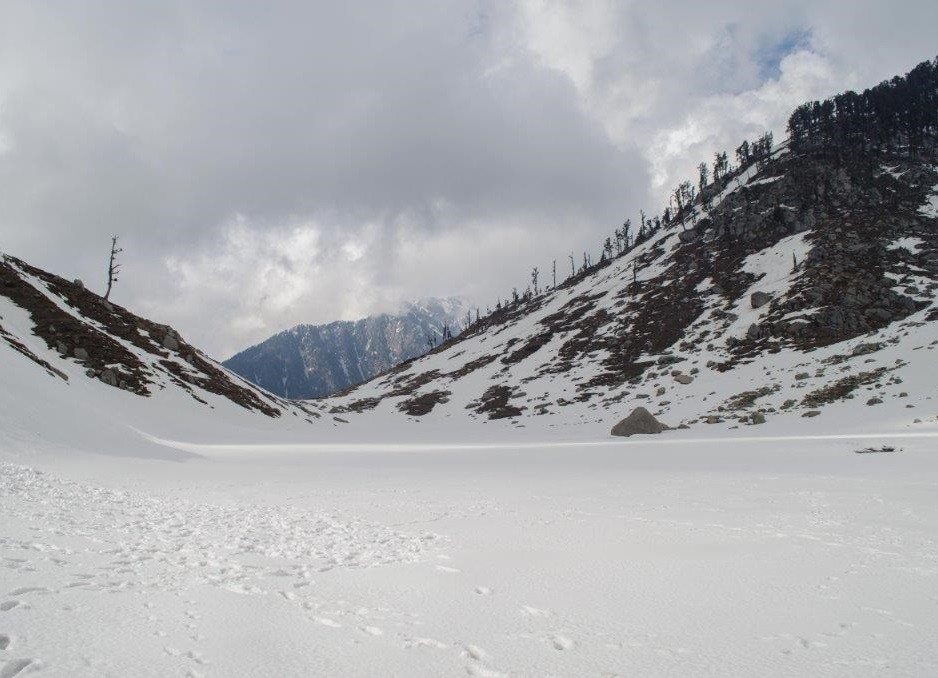 http://www.thegreatnext.com/Trekking Himachal Pradesh Himalayas Kareri Lake Adventure Activity Sports