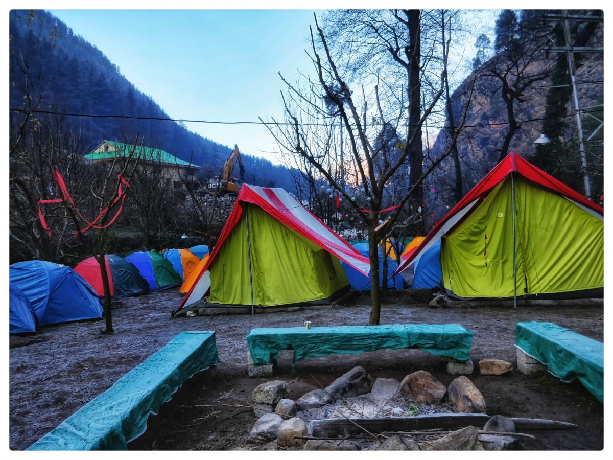 http://www.thegreatnext.com/Tosh Kheerganga Trek Himachal Pradesh Nature Adventure Travel Activities Camping