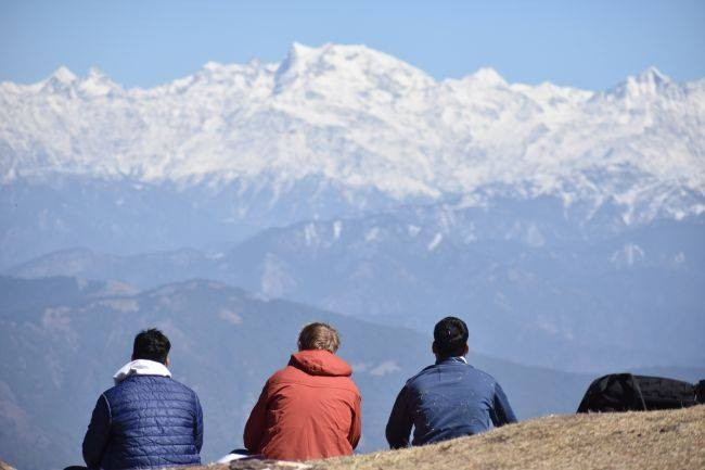 http://m.thegreatnext.com/Trekking Camping Nagtibba Himalayas Uttarakhand Adventure Activity Sports