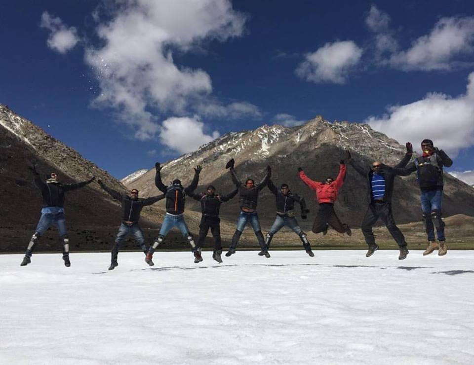 http://www.thegreatnext.com/Motorbiking Biking Ladakh Leh Himalayas The Great Next