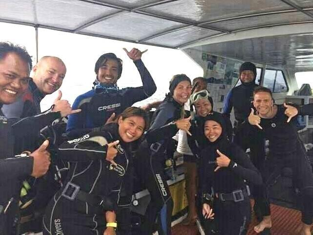 http://m.thegreatnext.com/PADI Scuba Diver Course Bali Indonesia Kuti Activity Adventure Travel Fun Water Sports
