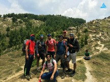 http://www.thegreatnext.com/Trekking Himachal Pradesh Himalayas Churdhar Adventure Activity Sports