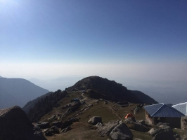 Trek to Triund