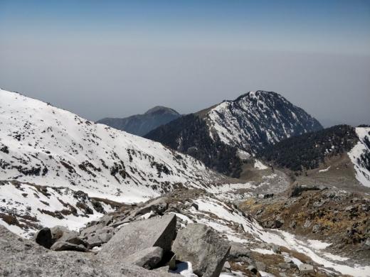 Trek to Indrahar Pass
