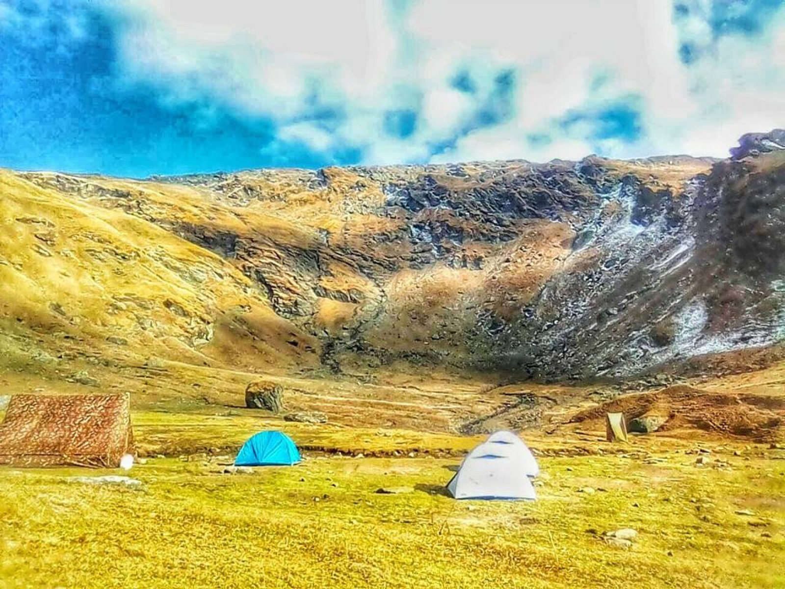 Trek to Bhrigu Lake