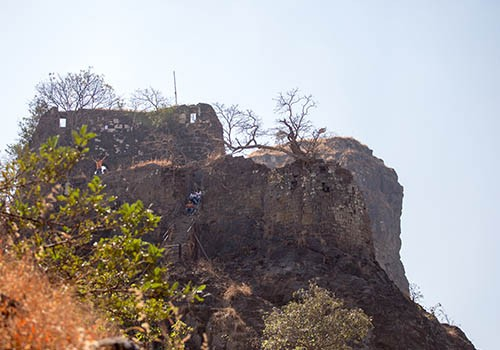 http://m.thegreatnext.com/Trekking Karnala Fort Maharashtra Adventure Travel The Great Next