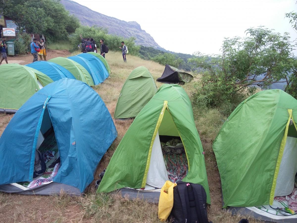http://m.thegreatnext.com/Fireflies Trekking Camping Prabalmachi Maharashtra Adventure Travel The Great Next