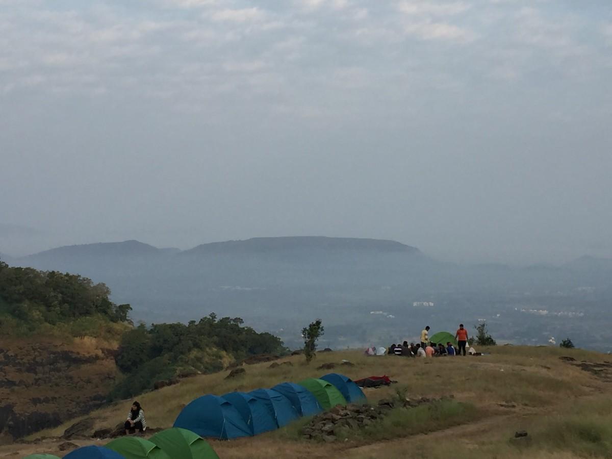 http://www.thegreatnext.com/Fireflies Trekking Camping Prabalmachi Maharashtra Adventure Travel The Great Next