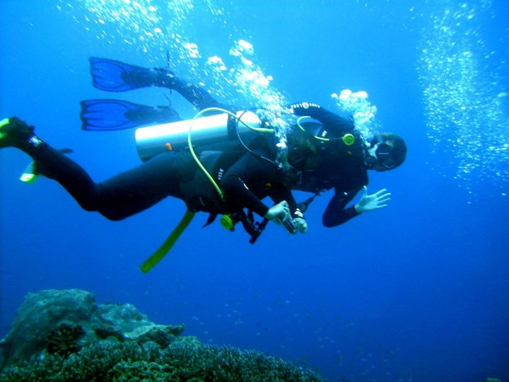 http://m.thegreatnext.com/Scuba Diving Course PADI Bali Indonesia Adventure Travel The Great Next