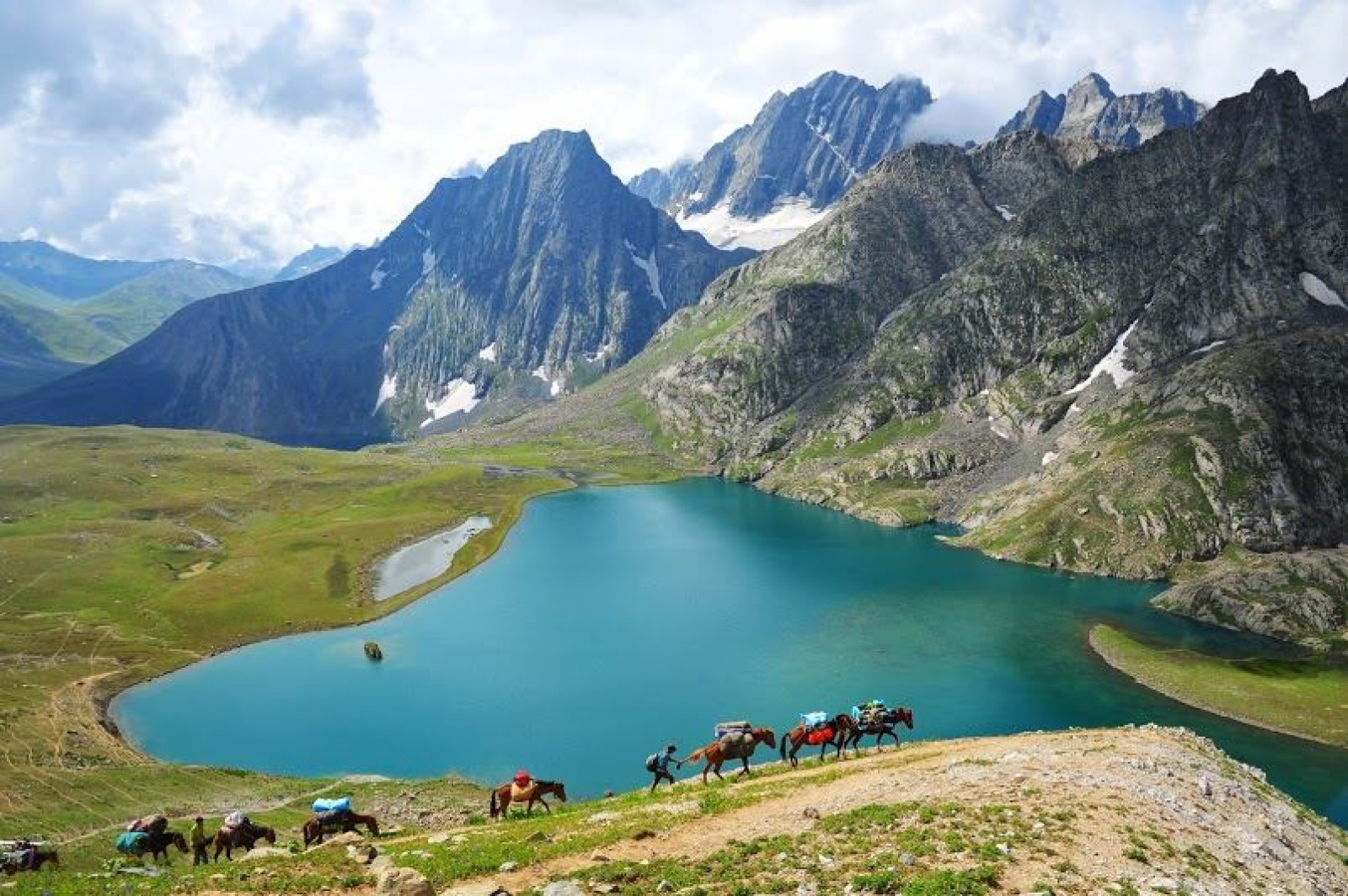 The Great Lakes of Kashmir