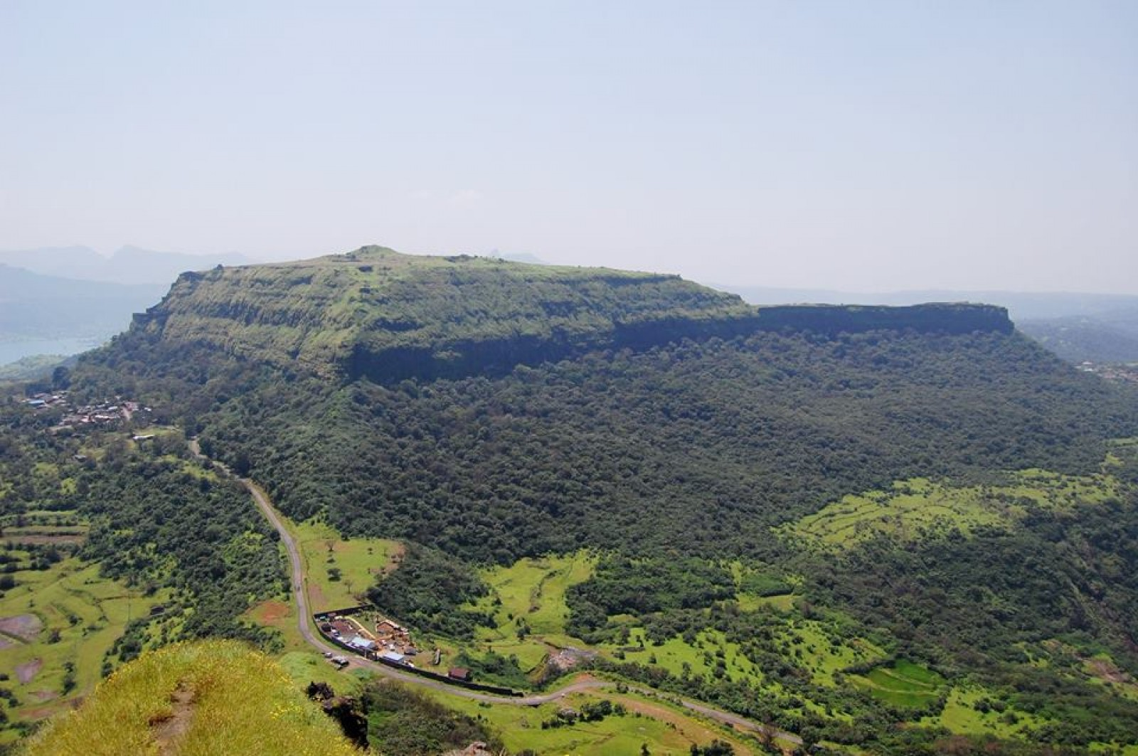 Day Trek to Visapur Fort