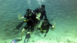 PADI Advanced Open Water Diver (AOWD) Course in Bali