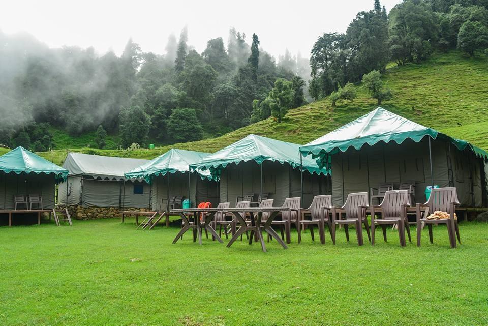 http://m.thegreatnext.com/Chopta Camping Swiss Tent Uttarakhand Aventure The Great Next