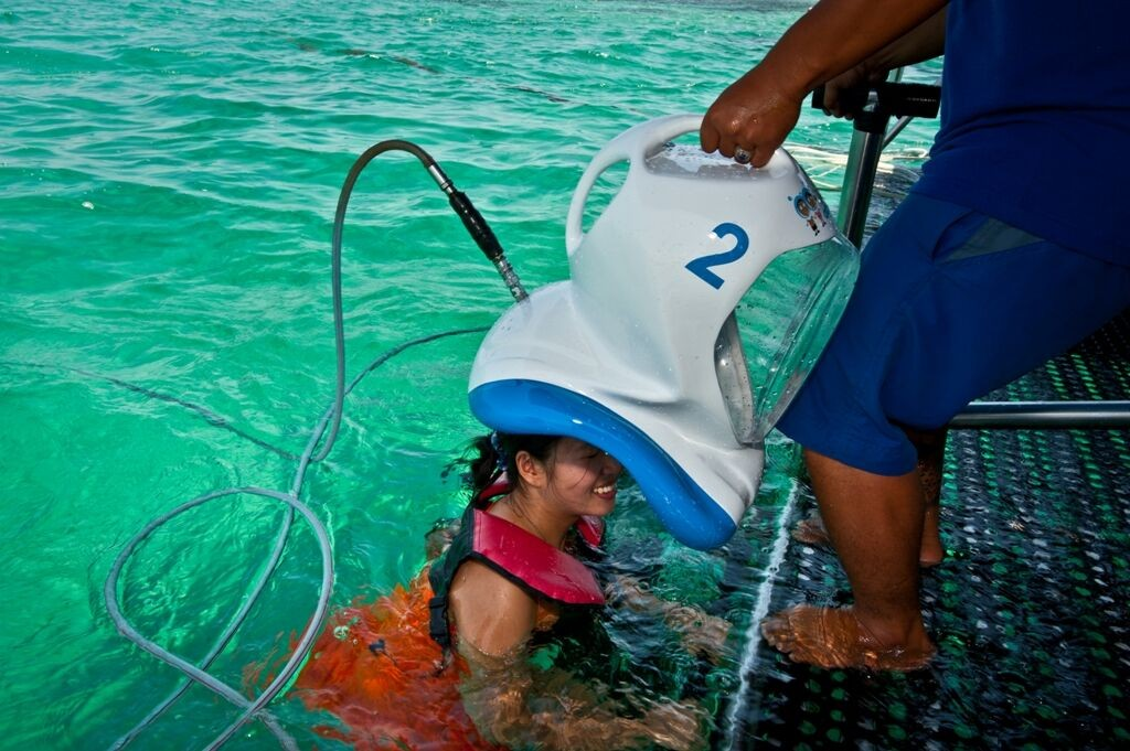 http://m.thegreatnext.com/Seawalk Snorkelling Cruise Bali Indonesia Adventure Travel The Great Next