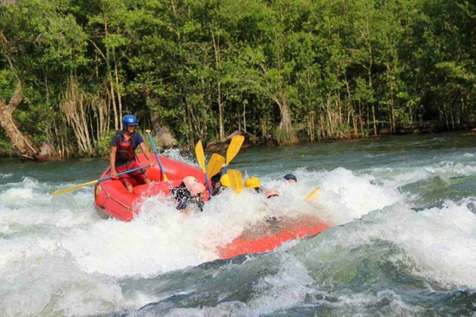 Kolad Rafting + Bungalow Stay (weekend)