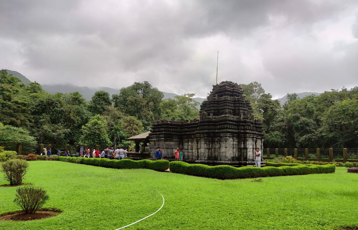 http://www.thegreatnext.com/Trekking Tambdi Surla Waterfall Maharashtra Adventure Travel The Great Next
