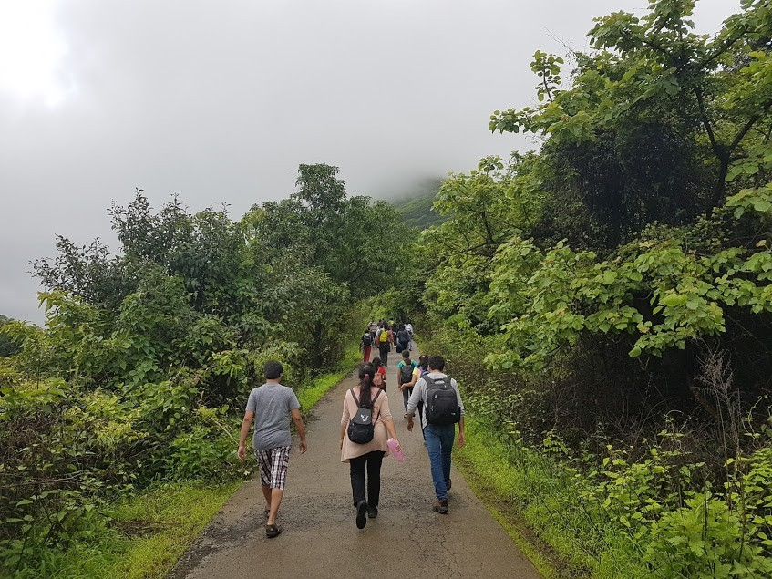 http://www.thegreatnext.com/Trekking Tikona Maharashtra Adventure Travel The Great Next