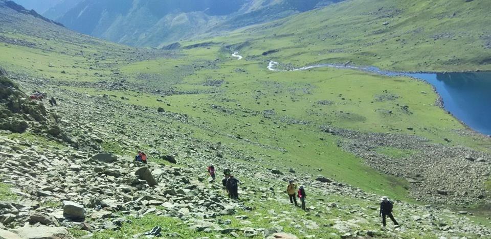 http://m.thegreatnext.com/Trekking Tarsar Marsar Jammu Kashmir Ladakh Adventure Travel The Great Next