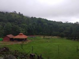 Camping near Mysore