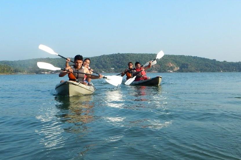 http://m.thegreatnext.com/Kayaking Cruise Goa The Great Next Adventure Travel