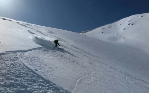 Skiing Course in Gulmarg