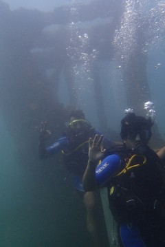 http://www.thegreatnext.com/Scuba Diving Goa Grande Island The Great Next Adventure Travel